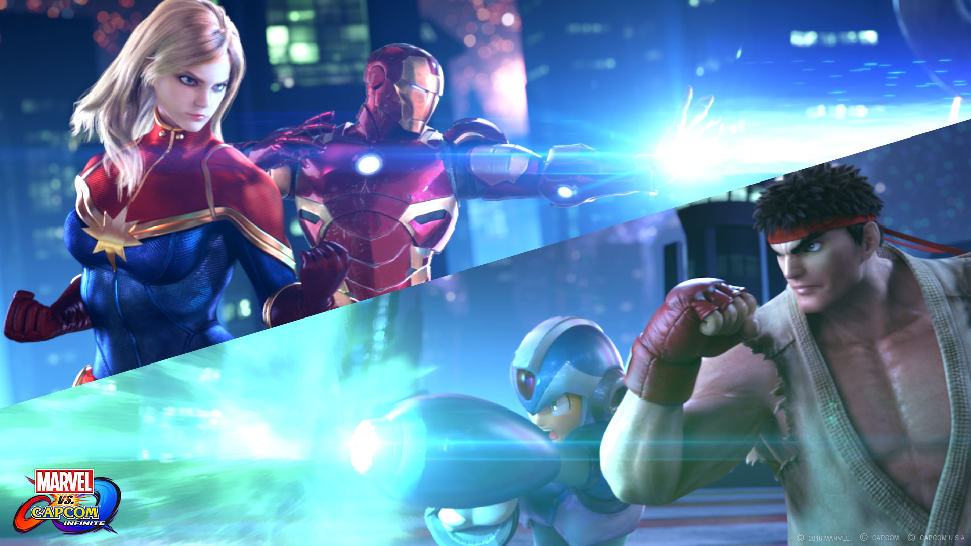Marvel vs. Capcom: Infinite - Reveal Trailer