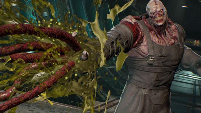 Marvel vs. Capcom: Infinite – NEMESIS Tutorial