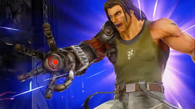 Marvel vs. Capcom: Infinite – SPENCER Tutorial