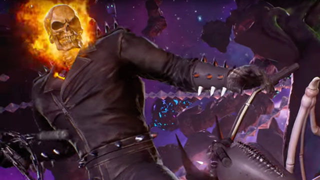 Marvel vs. Capcom: Infinite – GHOST RIDER Tutorial