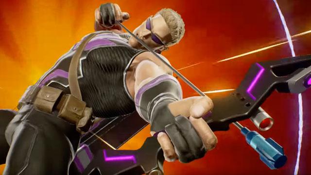 Marvel vs. Capcom: Infinite – HAWKEYE Tutorial
