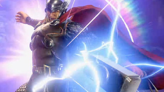 Marvel vs. Capcom: Infinite – THOR Tutorial