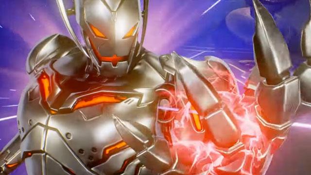 Marvel vs. Capcom: Infinite – ULTRON Tutorial